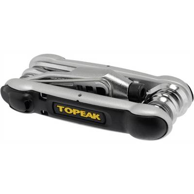 Topeak Hummer 2 Werkzeug silberfarben/schwarz