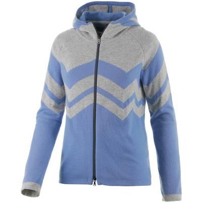 Bogner Fire + Ice Avril Strickjacke Damen blau/grau