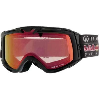 Red Bull Racing Paddock-003 Skibrille schwarz