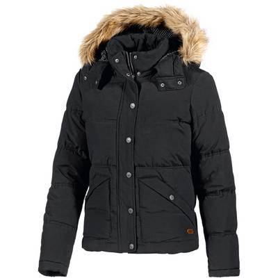 Roxy Under Winter Steppjacke Damen schwarz