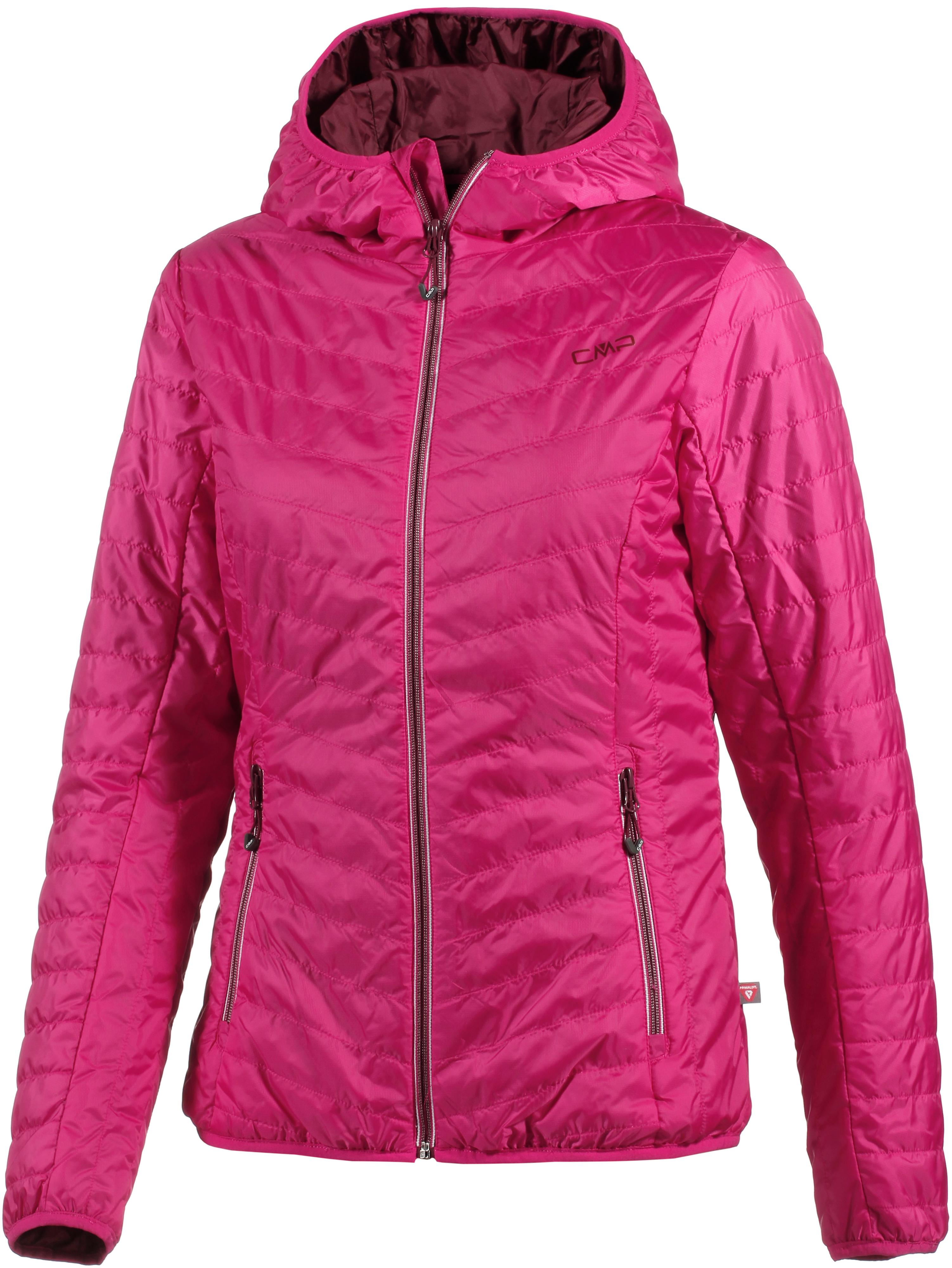 CMP Primaloft Kunstfaserjacke Damen pink im Online Shop von SportScheck kaufen