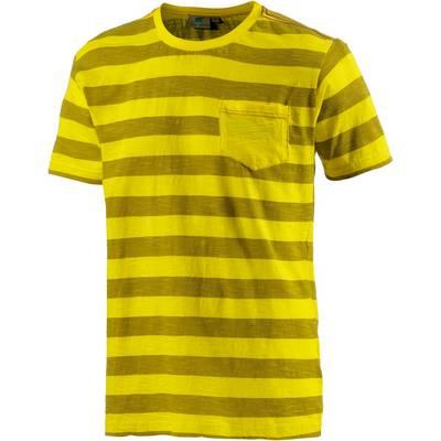 PrimEmotion Stripe T-Shirt Herren grün