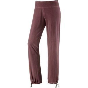 Red Chili Aponie Hose Damen weinrot