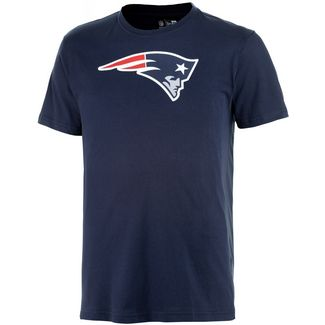 New Era New England Patriots T-Shirt Herren blau