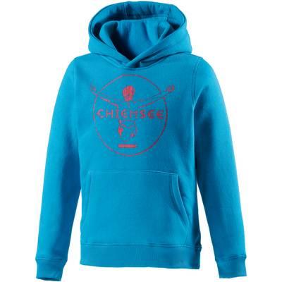 Chiemsee Hoodie Kinder hellblau/pink