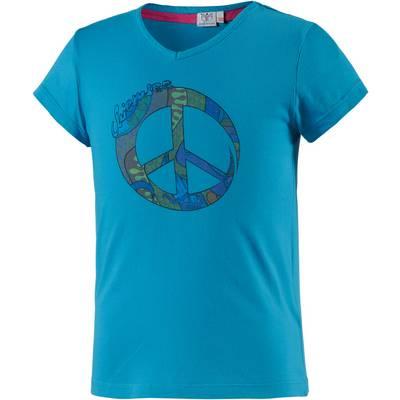 Chiemsee Printshirt Kinder hellblau