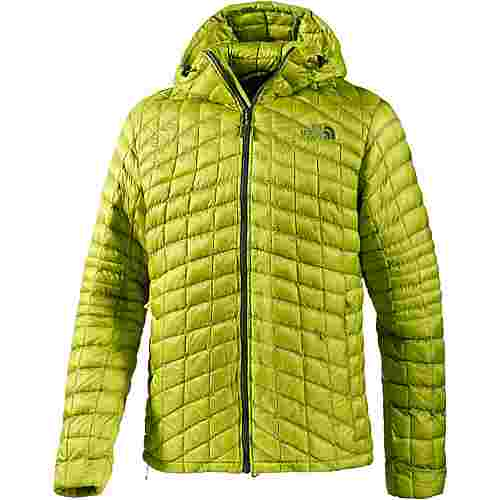 b3c2e1f7c6 The North Face Thermoball Hoodie Steppjacke Herren limette im Online ...