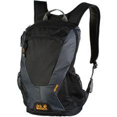 Jack Wolfskin Jack Pack Daypack schwarz/grau