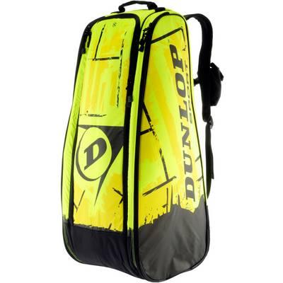 Dunlop Revolution NT 6 Tennistasche schwarz/gelb
