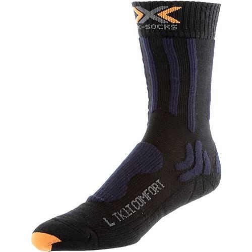 X-SOCKS Trekking Light & Comfort Wandersocken blau