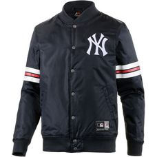 Majestic Athletic NY Yankees Collegejacke Herren navy
