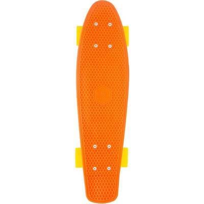 Miller Original Skateboard-Komplettset Fluor  Orange