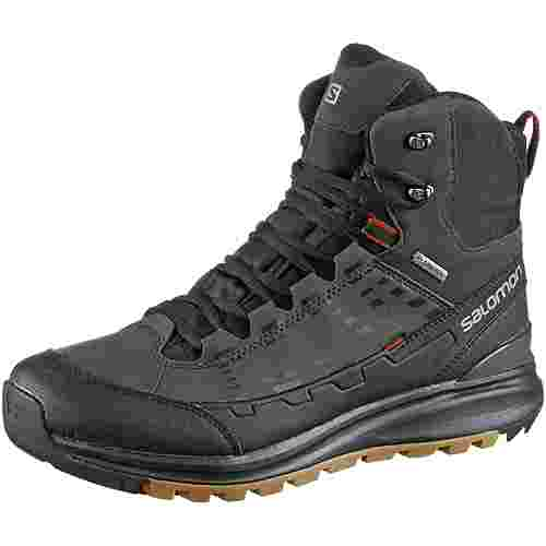 salomon kaipo mid gtx winterschuhe herren schwarz im online shop von sportscheck kaufen. Black Bedroom Furniture Sets. Home Design Ideas