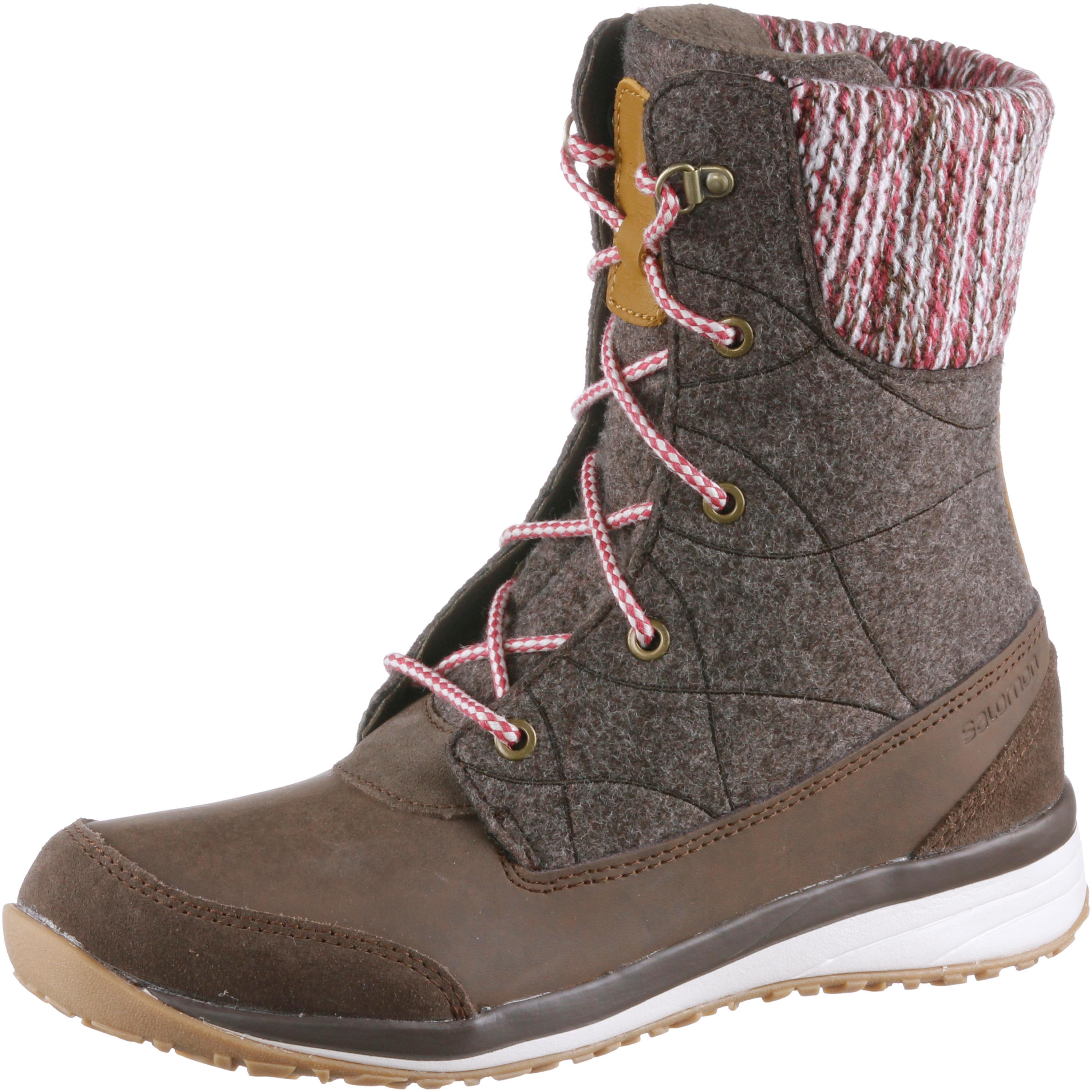 Salomon Hime Mid Winterschuhe Damen