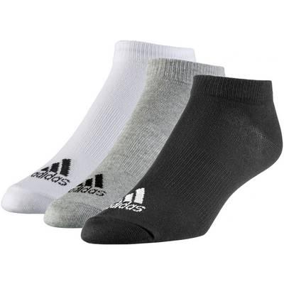 adidas Socken Pack weiß/grau/schwarz