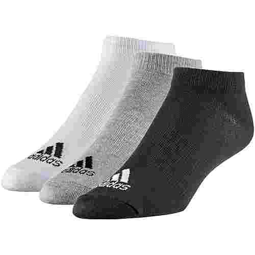 adidas Socken Pack black-medium grey heather-white