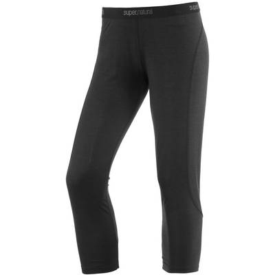super natural Funktionsunterhose Damen schwarz