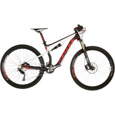 SCOTT Spark730 MTB Fully schwarz/rot/weiß