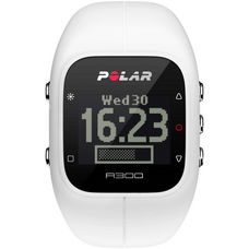 Polar A300 HR Fitness Tracker weiß