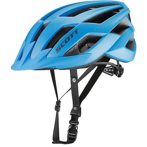 scott arx mtb fahrradhelm blau im online shop von sportscheck kaufen. Black Bedroom Furniture Sets. Home Design Ideas