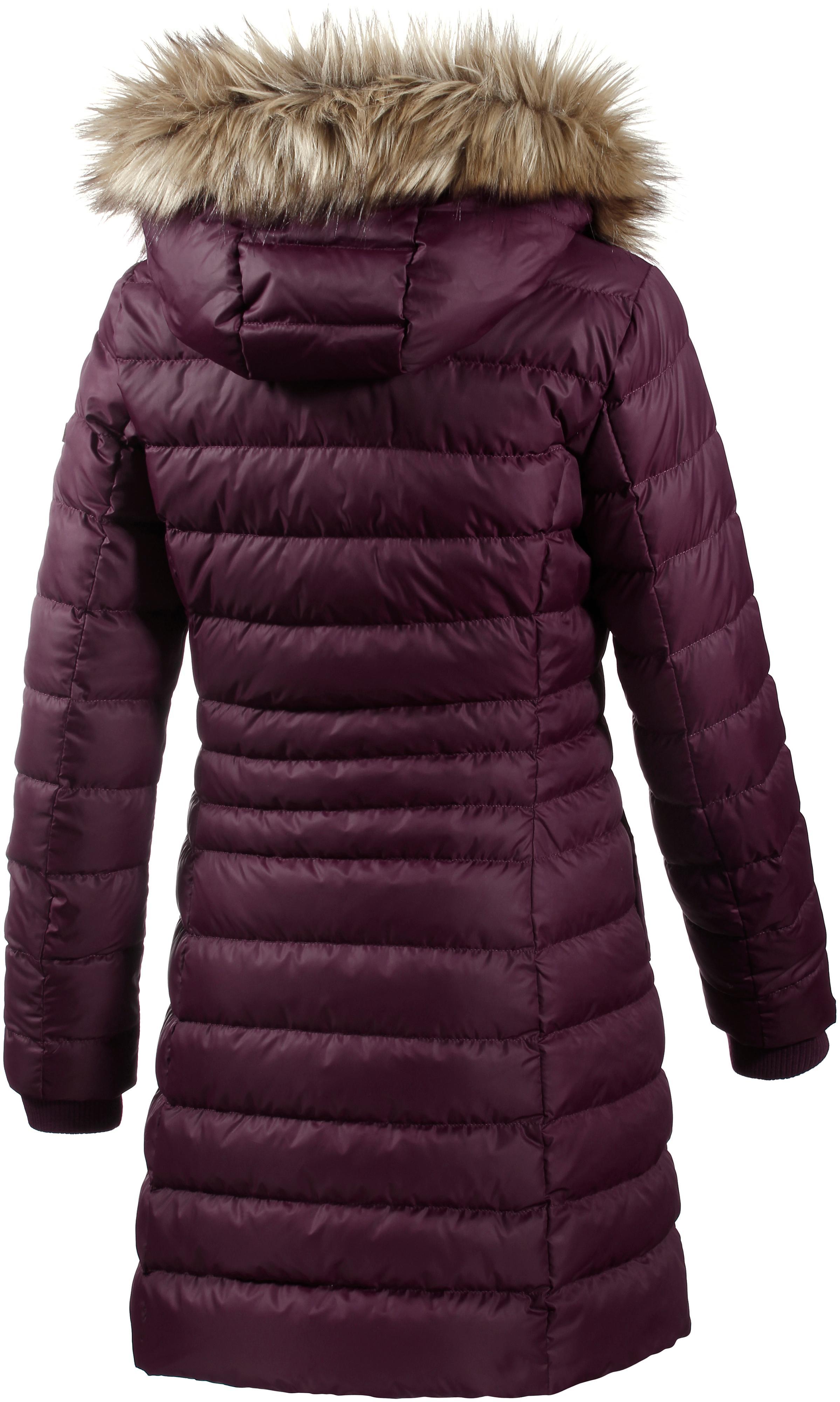neue Version günstige Preise Top-Mode Tommy Hilfiger Maria Daunenmantel Damen pflaume im Online Shop von  SportScheck kaufen