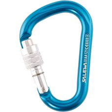SALEWA HMS Screw G2 Karabiner blau