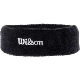 Wilson Stirnband schwarz