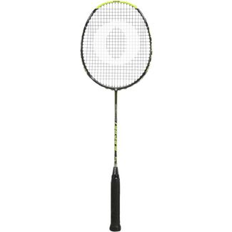 OLIVER Organic 5 Badmintonschläger silberfarben/gelb