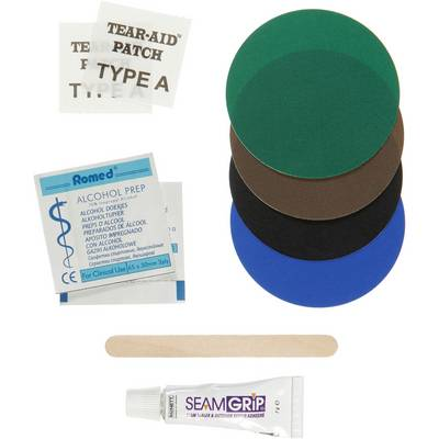 Therm-A-Rest Permanent Home Repair Kit Reparaturset