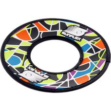 Sunflex Flying Ring Frisbee schwarz