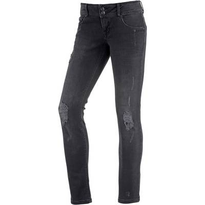LTB Georget Skinny Fit Jeans Damen black denim