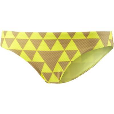 Seafolly Costa Maya Bikini Hose Damen gelb