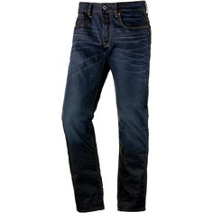 G-Star 3301 Straight Fit Jeans Herren hydrite denim