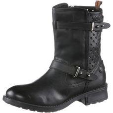Pepe Jeans Stiefel Damen schwarz