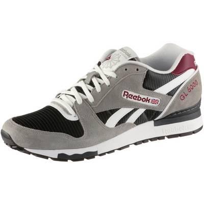Reebok GL 6000 Sneaker Herren grau/rot/weiß