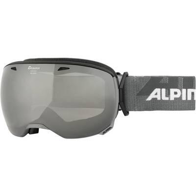 ALPINA BIG HORN MM Skibrille black-grey /MM black S3