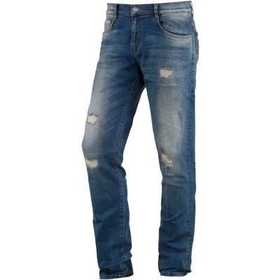 LTB Justin Loose Fit Jeans Herren destroyed denim