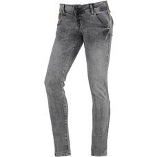 LTB Adelia Skinny Fit Jeans Damen grey denim