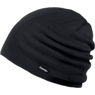 Eisbär Mütze Craggy OS Merino Beanie schwarz