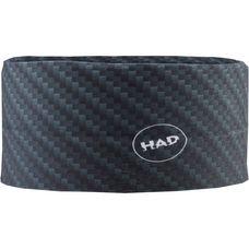 H.A.D. Coolmax Stirnband grau/schwarz