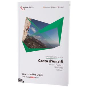 Vertical-Life Sportclimbing on the Costa d'Amalfi Buch
