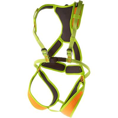 EDELRID Fraggle II Klettergurt Kinder orange