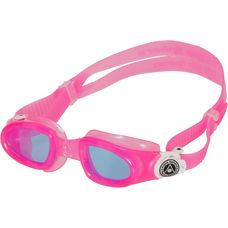 Aqua Sphere Moby Kid Schwimmbrille Kinder pink/weiss