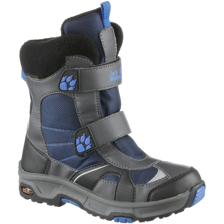 promo code dc150 37778 Jack Wolfskin Polar Bear Stiefel Jungen, blau/anthrazit ...