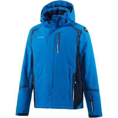White Season Skijacke Herren blau