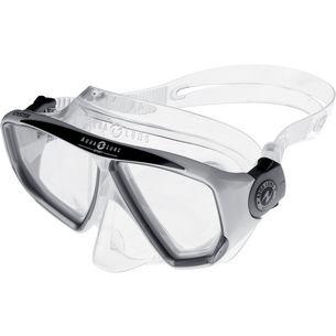 AQUA LUNG Oyster LX Taucherbrille weiß