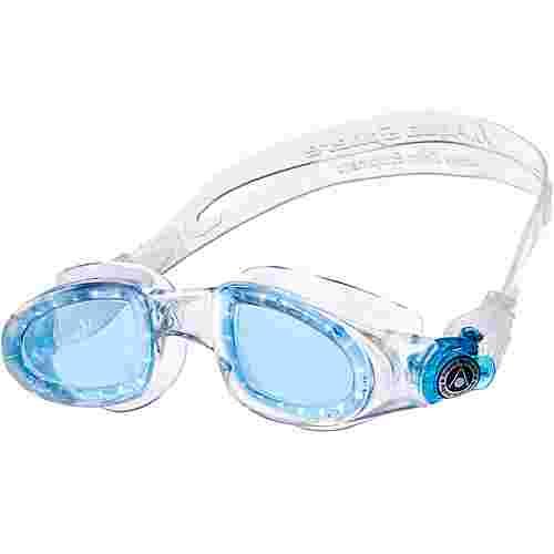 Aqua Sphere Mako Schwimmbrille transparent/aqua