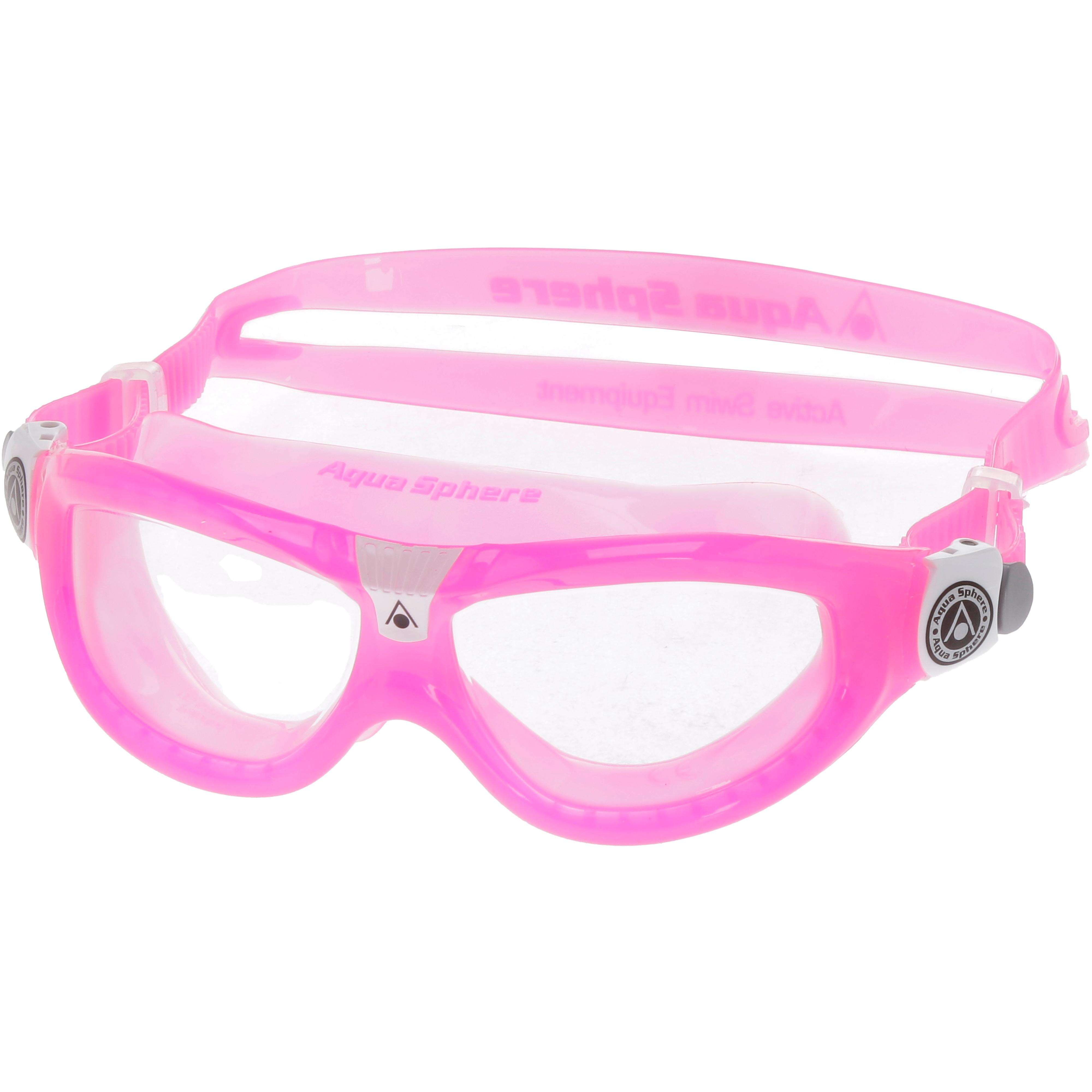 cf199ba31c2bd Aqua Sphere Seal Kid 2 Schwimmbrille Mädchen pink/white im Online Shop von  SportScheck kaufen
