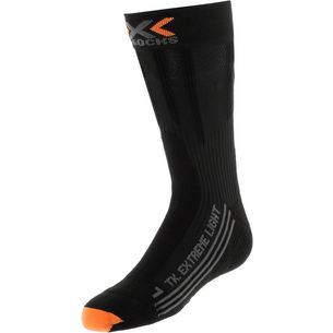 X-SOCKS Trekking Extreme Light Wandersocken schwarz