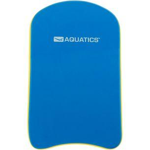 AQUATICS Bodyboard Kinder blau